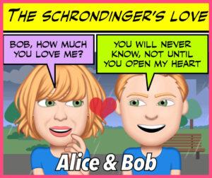The Schrodinger's Lover's
